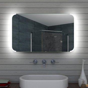 rmi-ByPack Design Bagno LED Specchio Specchio Luce Specchio Specchio da Parete, 140x60