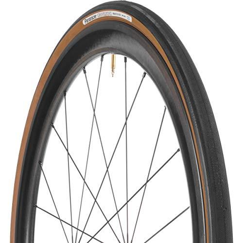 Panaracer grava rey plegable ruedas de bicicleta, color negro/marrón, Black/Tan