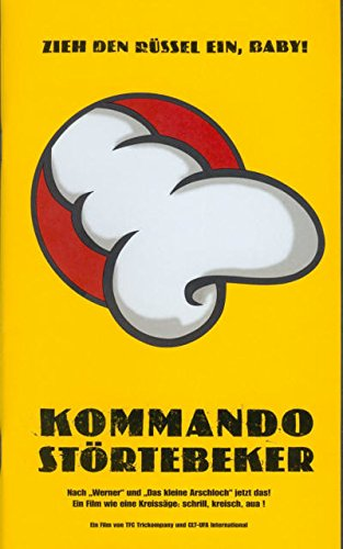 Preisvergleich Produktbild Kommando Störtebeker (2001) / original Filmplakat,  Poster [Din A1,  59 x 84 cm]