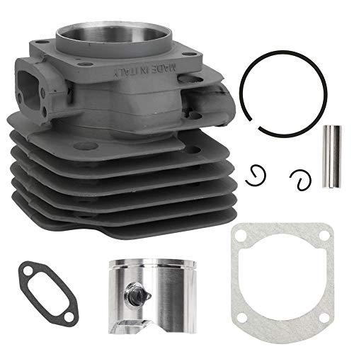 Weikeya Kit adecuado del cilindro, vida útil del diámetro del pistón de la pieza de la exactitud de la junta del pistón del cilindro hecha de aluminio