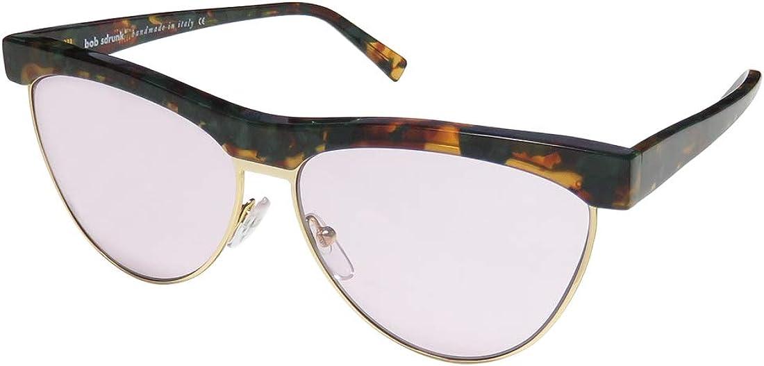 High material Bob Sdrunk Lizzie Womens Ladies Full-rim Lense Finally popular brand Designer Gradient