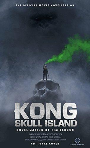 Kong Skull Island: The Official Movie Novelization