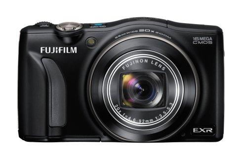 Fujifilm FinePix F800EXR Digitalkamera 16Mpix 20x Optischer Zoom WiFi