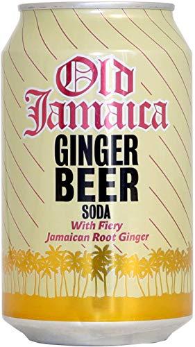 OLD JAMAICA Ingwerbier, (24 x 330 ml)