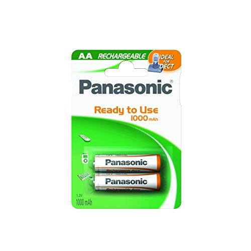 Panasonic 1560 Evolta Akku R2U P06 AA 1000mAh