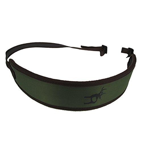 TOURBON Portafusil Caza Correa para Escopeta y Rifle Verde