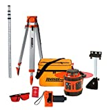 Johnson Level & Tool 99-006K Self Leveling Rotary...