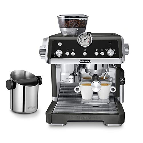 De'Longhi La Specialista Espresso Machine with Knock Box