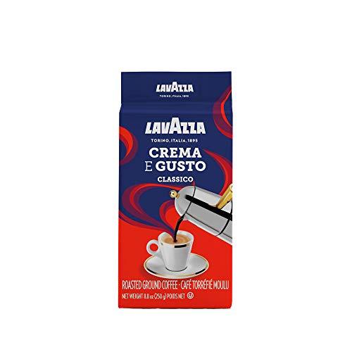Lavazza Qualita Rossa Ground Coffee Blend, 8.8-Ounce Bag Now $3.89 (Was $7.96)
