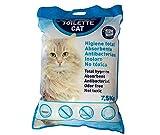 Toilette cat 7,5 kg 15,6 L.