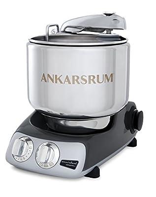 Ankarsrum Original 6230 Black Diamond and Stainless Steel 7 Liter Stand Mixer