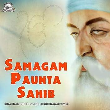 Samagam Paunta Sahib
