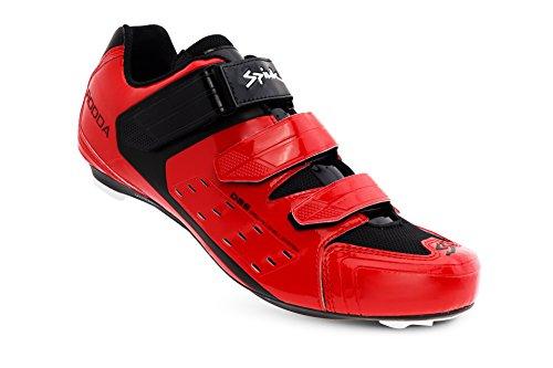 Spiuk Rodda Road Shoe (2019) red