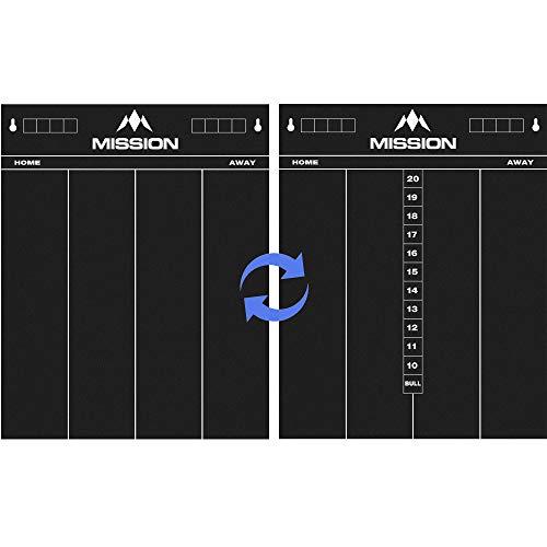 Mission Tableau Noir Double Face 501 et Cricket