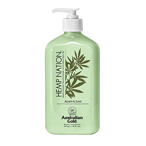 AGAVE & LIME BODY LOTION AUSTRALIAN GOLD