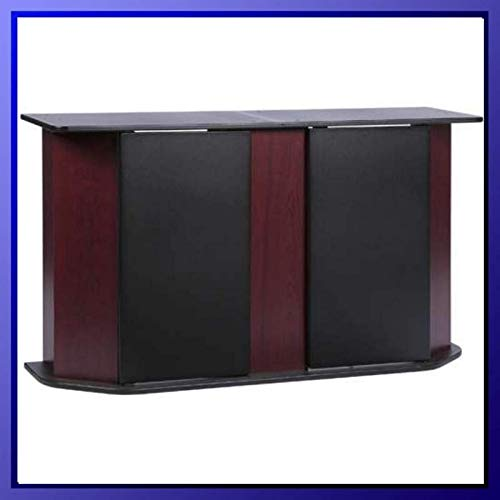 Aqua Culture Deluxe Aquarium 55 Gallons Stand with Moisture Resistant Powder Coated Top Base and Door