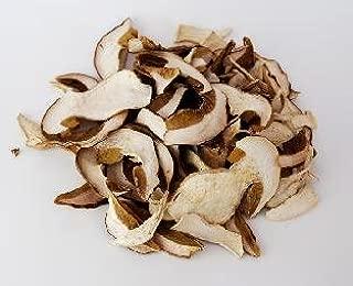 Northwest Wild Foods Dried Porcini Mushrooms - Raw Handpicked Sundried of Pacific Northwest (8oz)