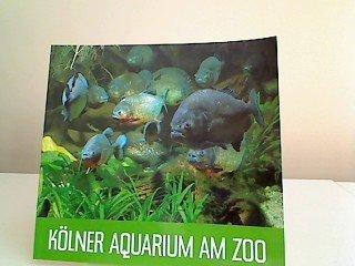 Kölner Aquarium am Zoo. Aquarium, Terrarium, Insektarium.