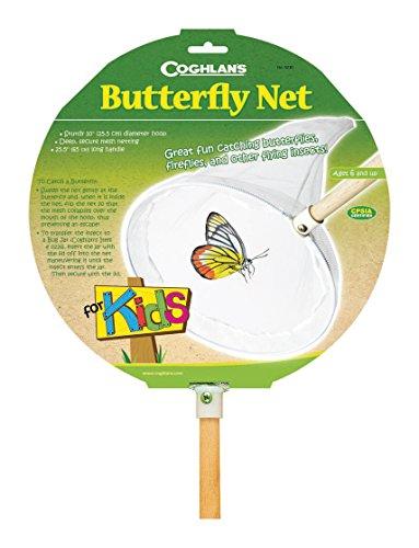 Coughlan 's Kids Schmetterling Net–Grün