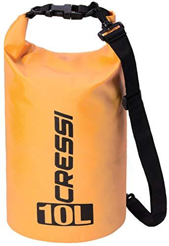 Cressi Dry Bag, Sacca/Zaino Impermeabile per...
