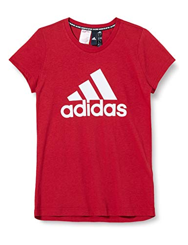 adidas Kinder MH BOS T-Shirt, Actmar/White, 152