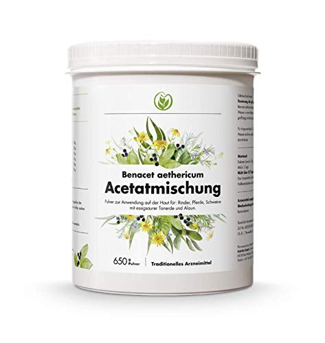 Dr. Schaette's Acetatmischung 650 g Dose