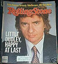 DUDLEY MOORE ISSUE # 392---ROLLING STONE MAGAZINE --MARCH 31ST, 1983 [Paperba...