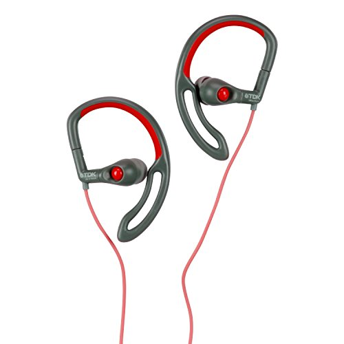 TDK SB30 Active Sports In-Ear-Kopfhörer rot