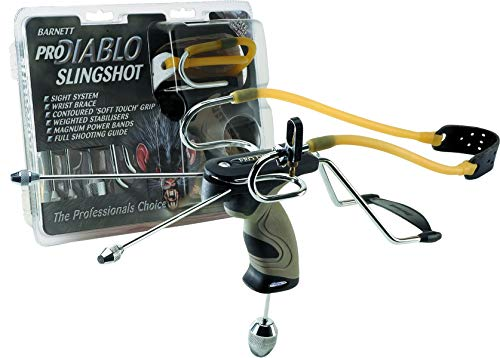 Barnett Outdoors Diablo Slingshot with Stabilizers
