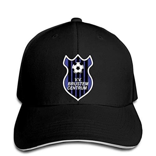 Preisvergleich Produktbild NR Men Baseball Cap Vv Brustem Centrum Logo Snapback Cap Women Hat Peaked