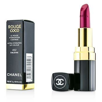 Chanel Rouge Coco Ultra Hydrating Lip Colour 3.5g/0.12ozColor: # 452 Emilienne