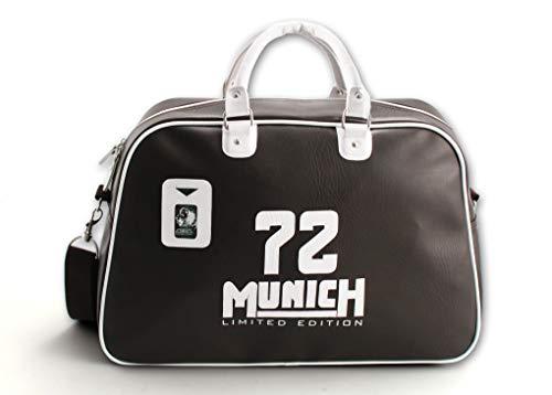 Franquihogar - Borsa sportiva da palestra da viaggio, 26 litri, colore: nero