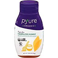 Organic Harmless Hunny by Pyure | Vegan Honey Alternative, Sugar-Free, Keto, Low Carb | 13.05 Ounce