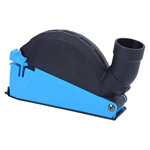 Capucha Corte Amoladora Cubierta de Molienda PláStico IngenieríA para Aspiradora Cubierta de Polvo Amoladora Superficie Universal para Amoladora Angular 11.5 X 19.5cm/4.53 X 7.68in