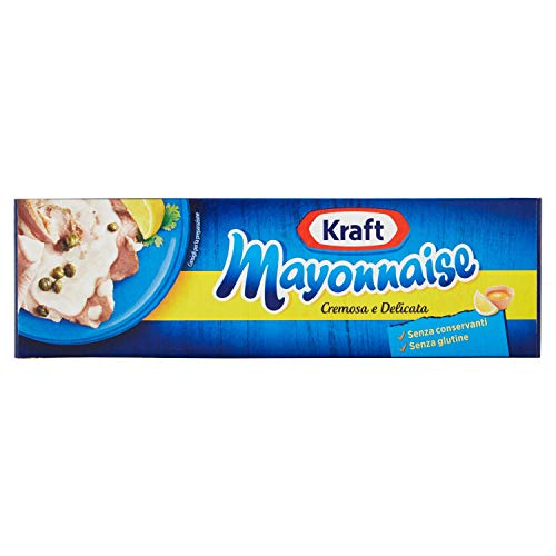Kraft Maionese - Tubo 142gr