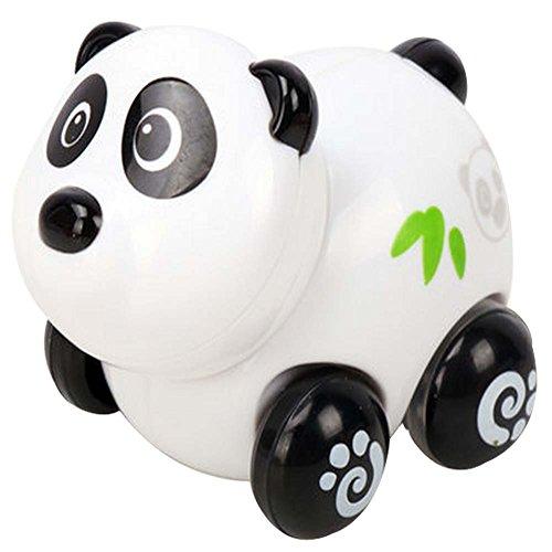 Blancho Lot de 2 Panda Car Wind-up Toy pour bébé / Enfant / Enfants (Multicolor)