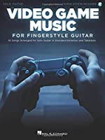 Video Game Music, Solo Guitar: For Fingerstyle Guitar: Includes Downloadable Audio