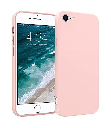 ICOVERI Funda de Silicona Compatible con iPhone 6/7 / 8 / SE...