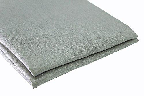 Garhe - Funda tabla planchar metalizada 135x53