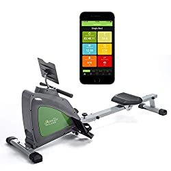 ShareVgo Folding Magnetic Rowing Machine SRM1000