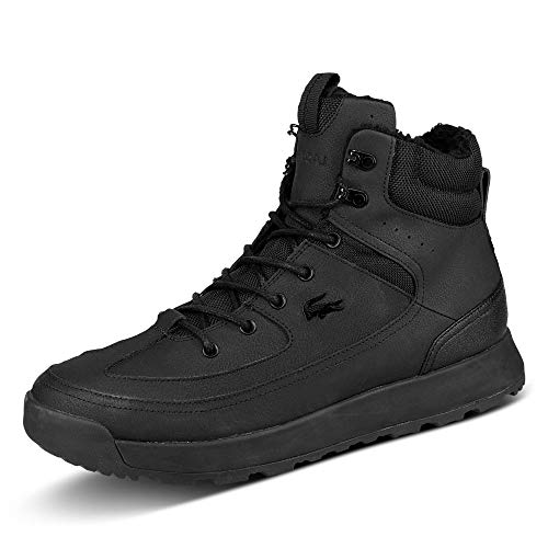 Lacoste Urban Breaker 419 Sneaker Herren schwarz, 7.5 UK - 41 EU - 8.5 US