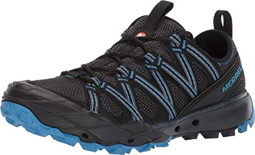 Merrell Men's J48677 Choprock Hiking Shoe, Granite - 8.5 M