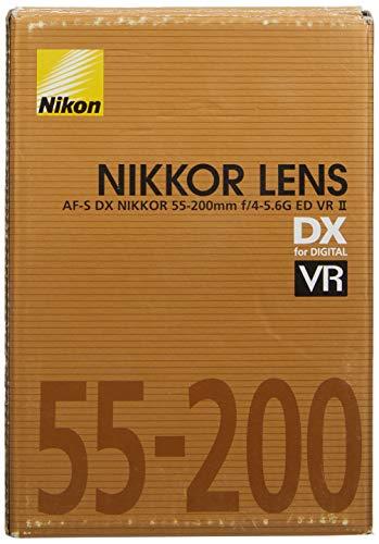 Nikon 55-200 mm/F 4,0-5,6 AF-S DX G ED VR II -