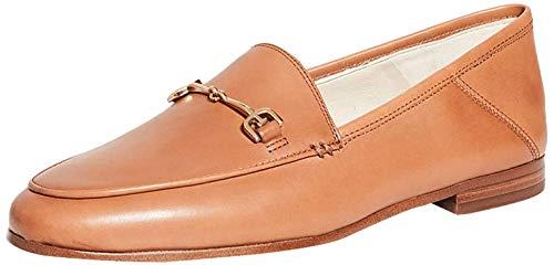 Sam Edelman Women's Loraine Classic Loafer, Saddle Leather, 6