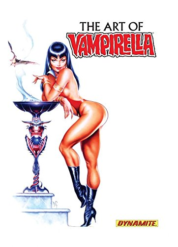 The Art Of Vampirella (Vampirella (2011-)) (English Edition)