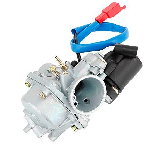 Weikeya Kolhydratförgasare, med metall och plast lätt att installera 1PE40QMB 1E40QMB måltidsersättning skaka för Jog 50cc 72cc 90cc 1e40qmb