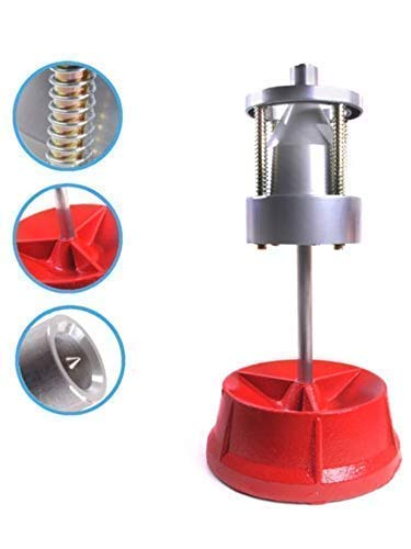 Equilibratrice manuale portatile per pneumatici e ruote con centratore