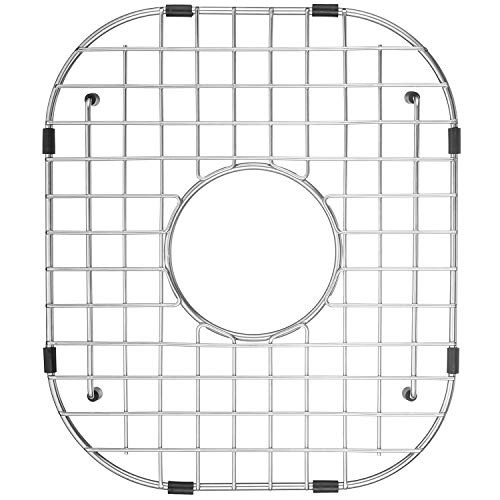 "Serene Valley Sink Protector 12"" x 14 1/4"", Centered Drain with Corner Radius 3-1/2"", NDG6018 Maryland"