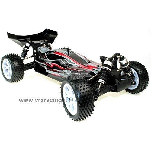 VRX Modello off-Road Buggy Spirit CARROZZERIA PIGNONE Meccanica Completa 1/10