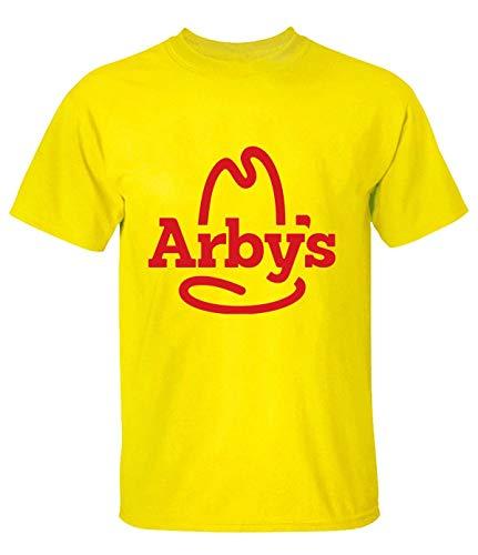 AILIBOTE Arby's T-Shirt für Herren Gr. XL, gelb